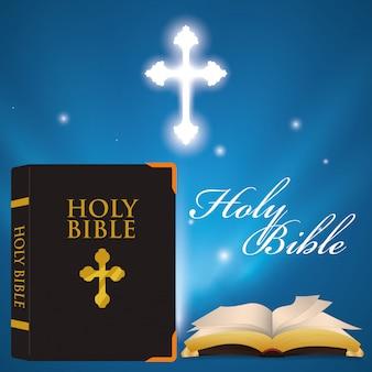 Ícone do design da bíblia