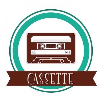 Ícone do design de música