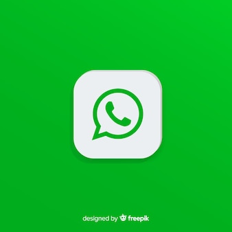 Ícone do design whatsapp