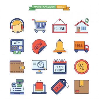 Ícone do mercado 2