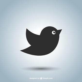 Ícone do pássaro