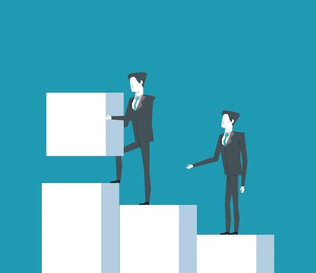 Ícone do problema do empresário