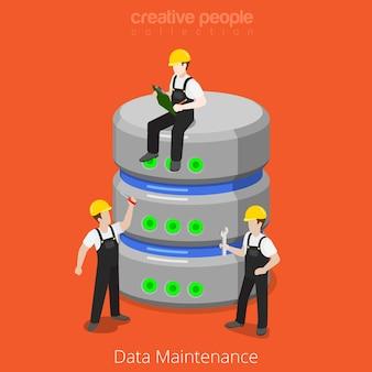 Ícone do processo de backup do hdd database storage maintenance sql