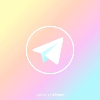 Ícone do telegrama