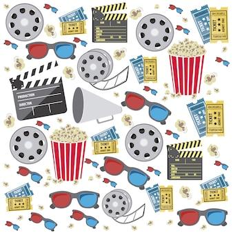 Ícones cine