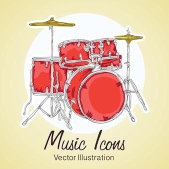 Ícones da música