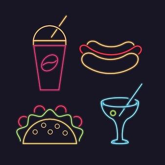 Ícones de comida