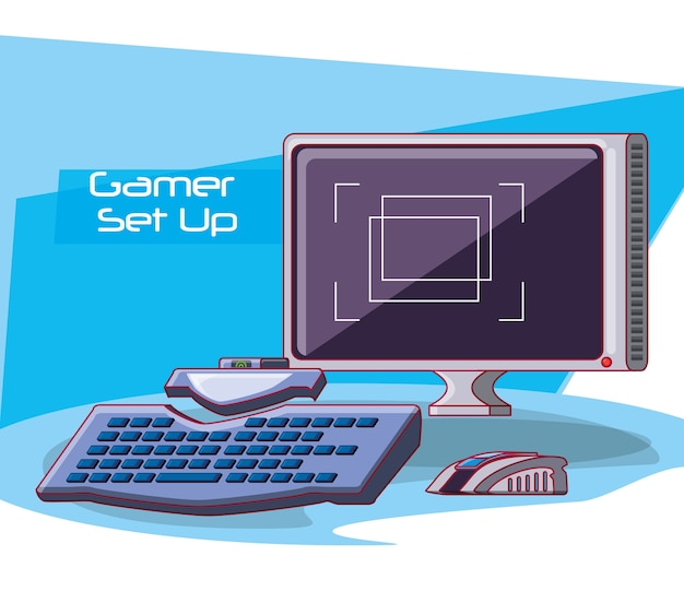 Ícones de console de videogame