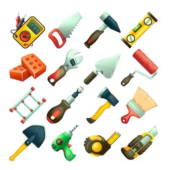 Ícones de construtores