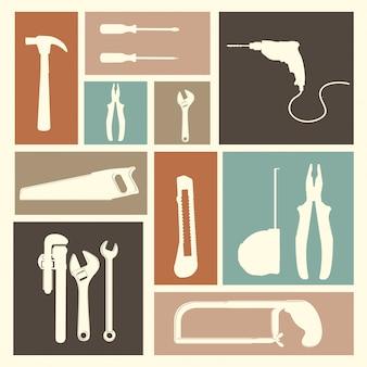 Ícones de ferramentas
