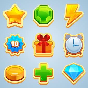 Ícones de jogos