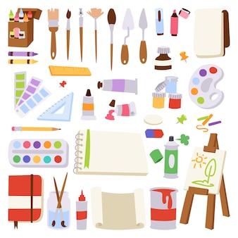 Ícones do artista