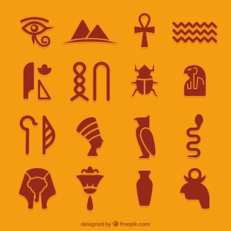 Ícones egípcios