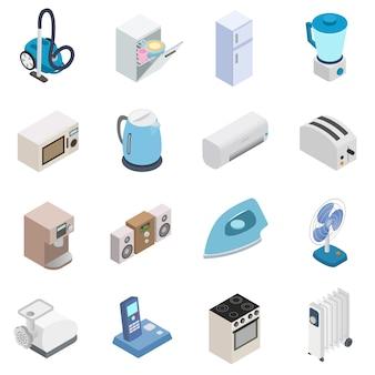 Ícones eletrodomésticos