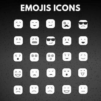 Ícones emoji