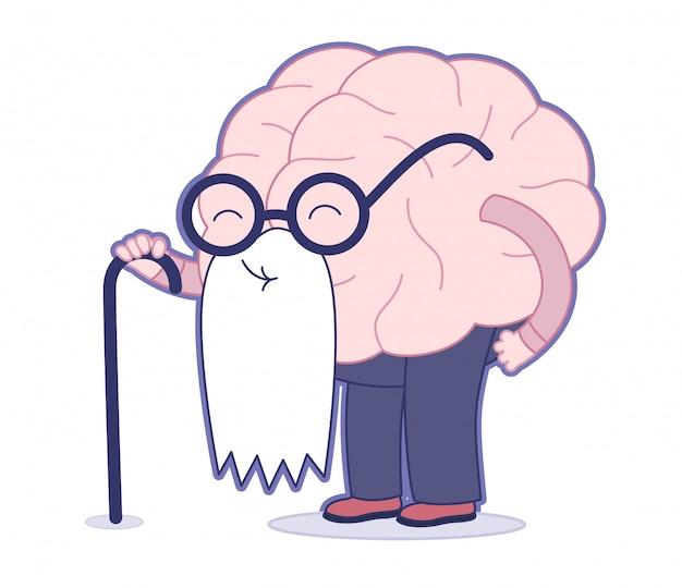 Idade, cérebro