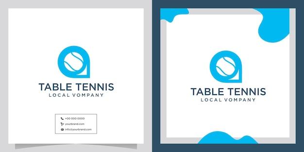 Ideias criativas para bolas de tênis de mesa