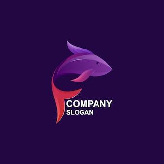 Ideias de logotipo dos peixes