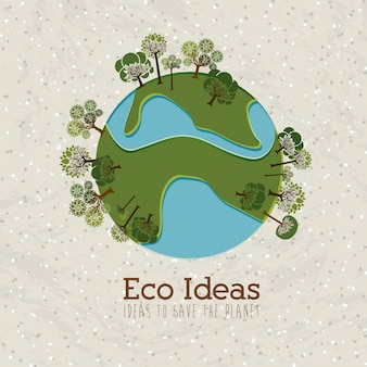 Idéias ecológicas