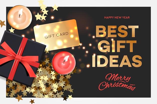 Ideias para presentes de natal