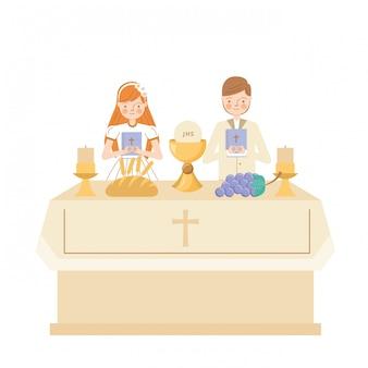 Igreja e pessoas