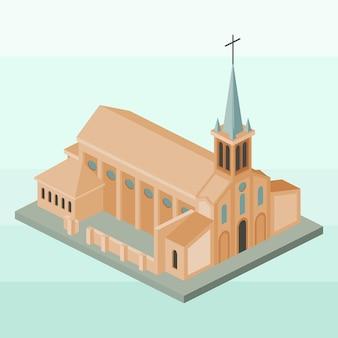 Igreja isométrica