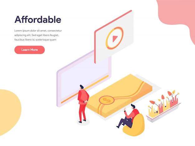 Ilustração barata e acessível