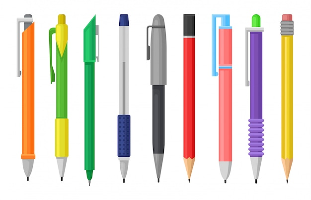 Ilustração colorida em estilo no fundo branco.