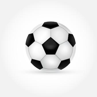 Ilustração da bola de futebol