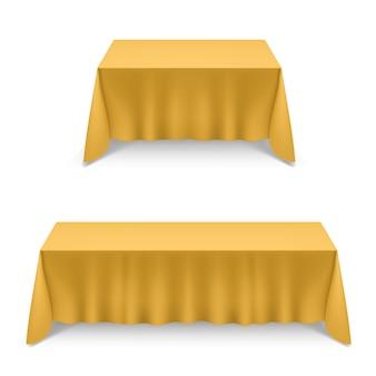 Ilustração da mesa de jantar