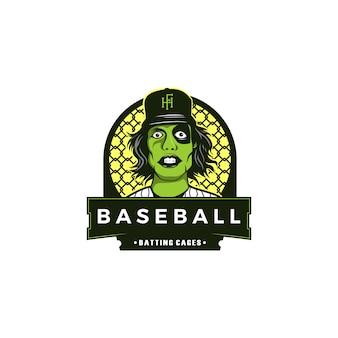 Ilustração de basebol