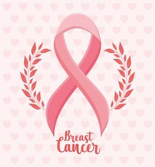 Ilustração de câncer de mama