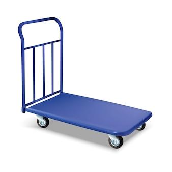 Ilustração de carrinho de auto-ajuda.