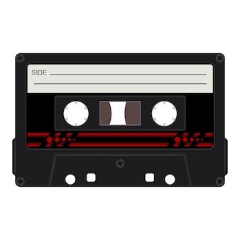 Ilustração de cassetes de áudio