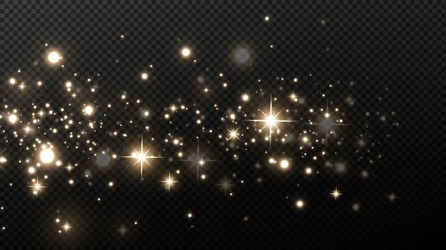 Ilustração de coleção de estrelas