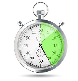 Ilustração de cronômetro