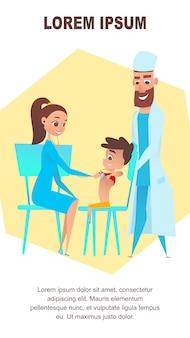 Ilustração de cuidados de saúde