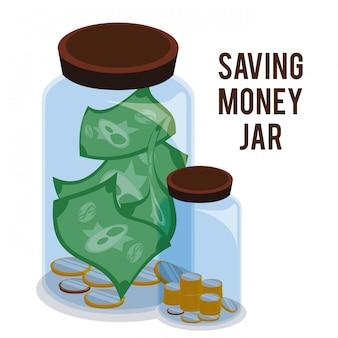 Ilustração de dinheiro