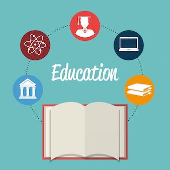 Ilustração de excelência acadêmica
