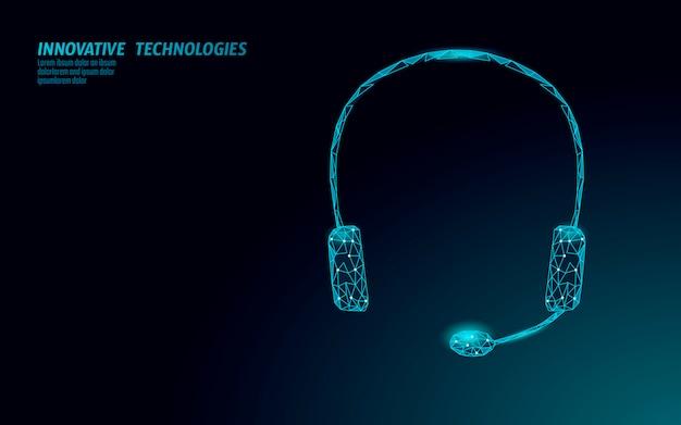 Ilustração de fone de ouvido