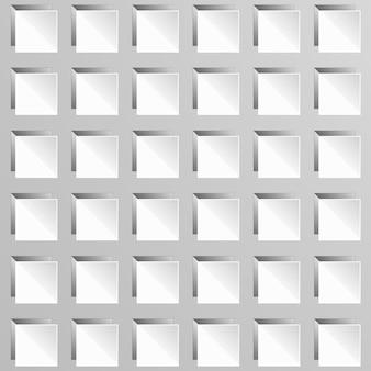 Ilustração de fundo abstrato texturizado sem emenda cinza.
