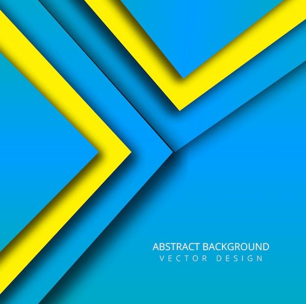 Ilustração de fundo geométrico colorido abstrato