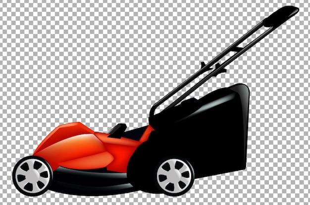 Ilustração de gradiente de cortador de grama