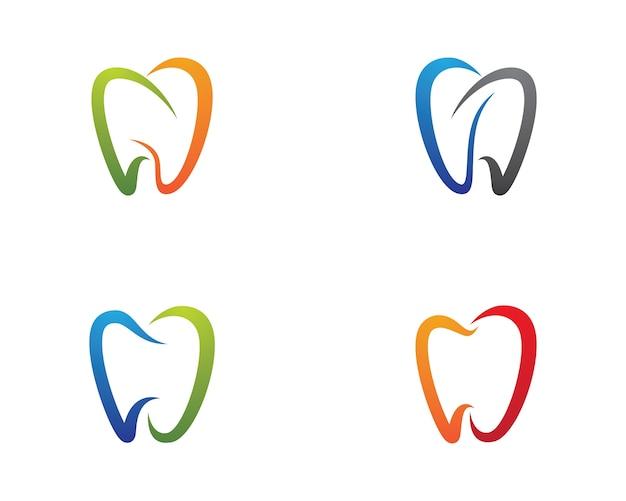 Ilustração de símbolo dental