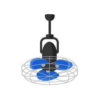 Ilustração de ventilador elétrico