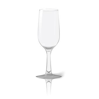 Ilustração de vidro realista