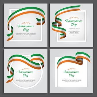 Ilustração do dia da independência da irlanda