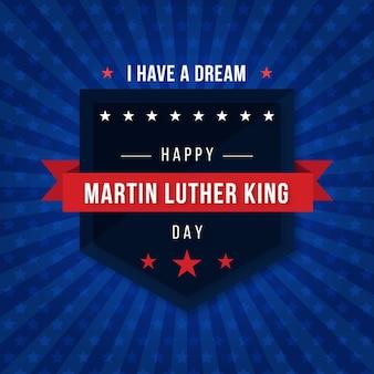 Ilustração do dia de martin luther king