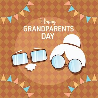 Ilustração do dia dos avós