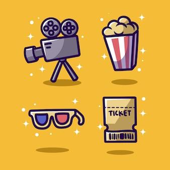 Ilustração do filme